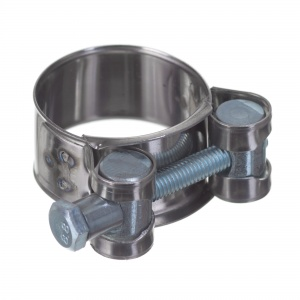 GBS W2 hose clamps 32-35mm (200pcs./pkg)