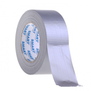 Silver Smart technical duct tape 50m/50mm