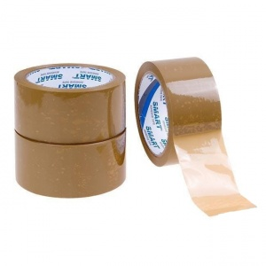 Brown packing tape 48mm / 66y
