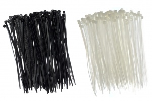Cable ties 300x7,6mm (100pcs.)
