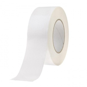 White technical duct tape 50m/50mm