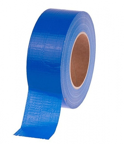 Blue technical duct tape 50m/50mm